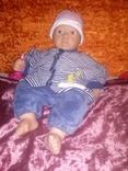 Кукла германия, клеймо MAX ZAPF , 50см, photo 2