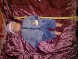 Кукла германия, клеймо MAX ZAPF , 50см, photo 7