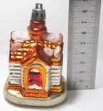 Елочная игрушка домик photo 7