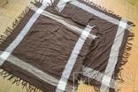 Две старинные шерстяные хустки, фото №2