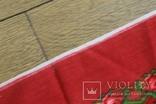 Шерстяной старинный платок №5, фото №8