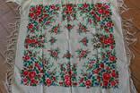 Два шерстяных платка, фото №3