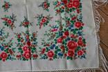 Два шерстяных платка, фото №4