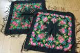 Два шерстяных платка №2, фото №2