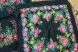 Два шерстяных платка №2, фото №4