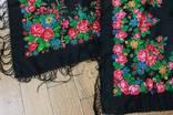Два шерстяных платка №2, фото №6