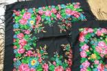 Два шерстяных платка №2, фото №7