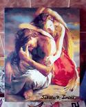 """Авторская картина"""" Мой ангел """" photo 1"""