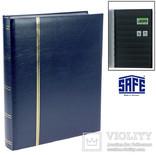 Альбом для марок Safe Premium. Синий
