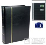 Альбом для марок SAFE Premium. Черный