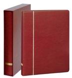 Папка - переплет серии Elegant Din A4. Lindner 1120A4 - W. Вишнёвый.