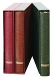 Папка - переплет серии Elegant Din A4. Lindner 1120A4 - W. Вишнёвый. фото 2