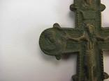 Энколпи XV век открытый с остатком цепи photo 3
