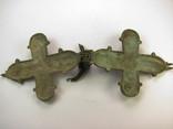 Энколпи XV век открытый с остатком цепи photo 11
