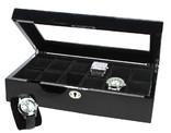 Шкатулка для часов и ювелирных украшений. Safe. D-251