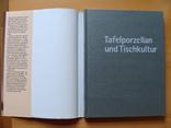 Tafelporzellan und Tischkultur. Столовый фарфор и столовая культура., фото №3