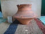 Трипільський кубок орнаментований photo 1