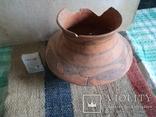 Трипільський кубок орнаментований photo 2