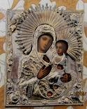Венчальная пара. Господь Вседержитель и Смоленская икона Богородицы. photo 3