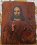Венчальная пара. Господь Вседержитель и Смоленская икона Богородицы. photo 6