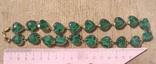 Фирменное серебряное ожерелье, Италия. photo 2