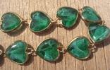 Фирменное серебряное ожерелье, Италия. photo 5