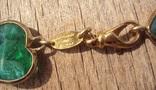 Фирменное серебряное ожерелье, Италия. photo 6