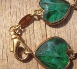 Фирменное серебряное ожерелье, Италия. photo 7