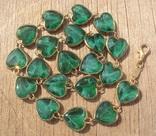 Фирменное серебряное ожерелье, Италия. photo 8