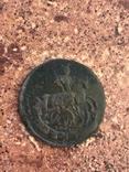 Деньга 1760г. photo 2