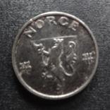 1 эре 1943  Норвегия    (П.3.8), фото №3