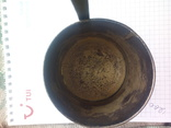 Подстаканник серебряный ,с гравировкой. 104 грамма photo 7