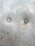 Подстаканник серебряный ,с гравировкой. 104 грамма photo 8
