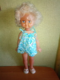Кукла Днепропетровск.  СССР. 65 см., фото №2