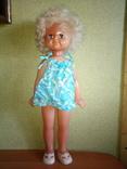 Кукла Днепропетровск.  СССР. 65 см., фото №3