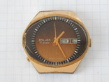 "Часы ""POLJOT 2628H"" USSR позолота AU10 (на ходу), рыбий глаз. photo 1"