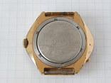 "Часы ""POLJOT 2628H"" USSR позолота AU10 (на ходу), рыбий глаз. photo 9"