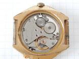 "Часы ""POLJOT 2628H"" USSR позолота AU10 (на ходу), рыбий глаз. photo 11"