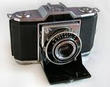 Фотоаппарат Ikonta 522/24,Zeiss Ikon,24х36 мм,Германия,1948 г., фото №2