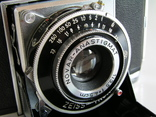 Фотоаппарат Ikonta 522/24,Zeiss Ikon,24х36 мм,Германия,1948 г., фото №6