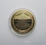Медаль Календарь Майя photo 4