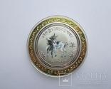 Год Козы. 1 доллар Гороскоп Австралия копия photo 1