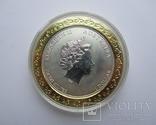 Год Козы. 1 доллар Гороскоп Австралия копия photo 8