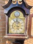 Английские напольные часы конца 18 века, фото №10