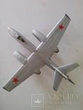 Іл-28 м 1:72 (виробник НДР 1970-1980рр.) photo 1