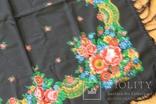 Шерстяной платок №57, фото №6