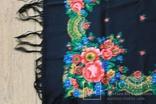 Шерстяной платок №57, фото №7