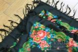 Шерстяной платок №57, фото №10