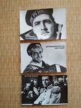Карточки с кадрами из фильмов СССР 3шт №5, фото №2