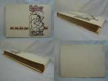 Альбом с вклеенными открытками, 137 шт, фото №2